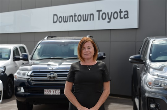 New Vehicle Sales Morningside
